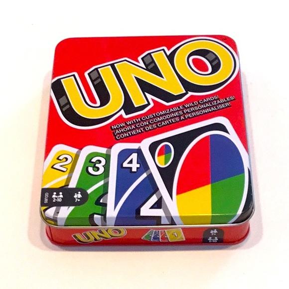 Uno Family a fun Game.